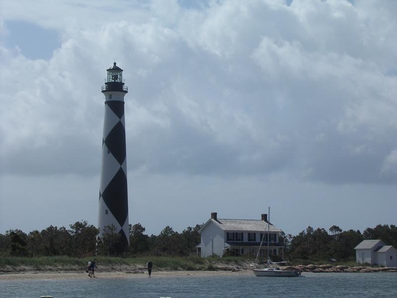 Cape Lookout Lighthouse   NC